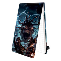 Ultra Pro Pad of Perception with Beholder Art for D&D