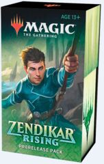 Zendikar Rising Pre Release Kit