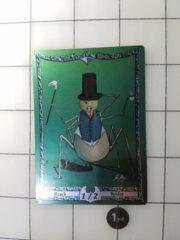 Gentleman Spider Token (Foil)