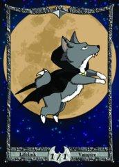 Vampire Dog Token (FOIL)