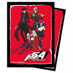 Ultra Pro Sleeves Persona 5 The Phantom Thieves 65-Count
