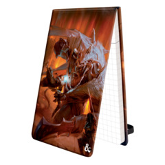Ultra Pro Pad of Perception with Fire Giant Art for D&D