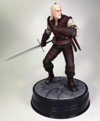 The Witcher 3 - Wild Hunt: Geralt Manticore Figure