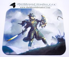 Field of Battle Mousepad