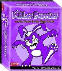 Killer Bunnies Violet Booster Deck