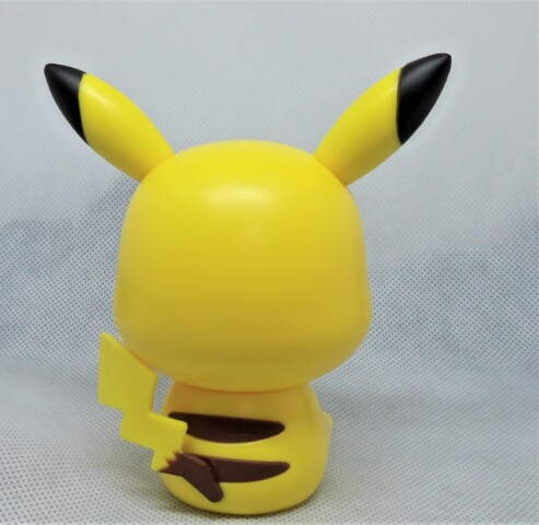 Pikachu (Sitting) CapChara