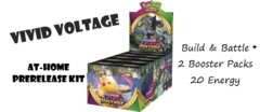 Vivid Voltage - at home Prerelease Kit