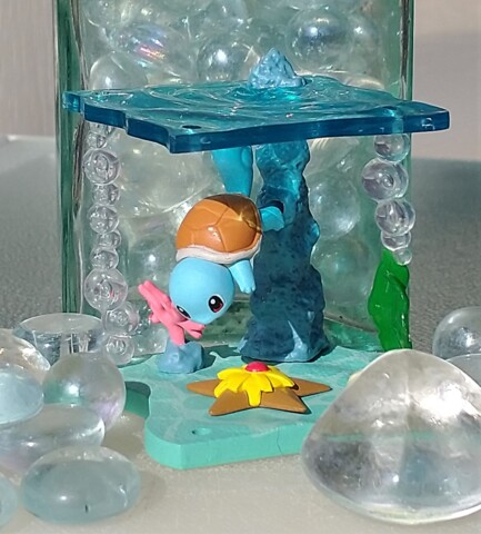 Squirtle and Staryu - Shining Sea - 4