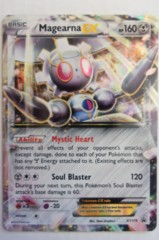 Magearna EX - XY175 - Battle Heart Tins Promo