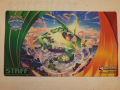 2015 Pokemon Nationals Staff Play Mat