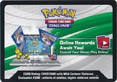 XY Ancient Origins - Online Booster Pack Code