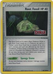 Root Fossil - 86/108 - Common - Reverse Holo