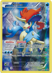 Keldeo - XY118 - Mythical Collection Promo