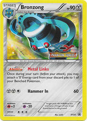 Bronzong - XY21 - Phantom Forces Prerelease Promo