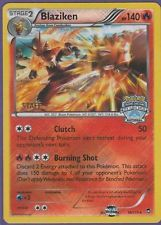 Blaziken - 14/111 - National Championship Series Promo (Staff)