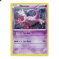 Mewtwo - XY101 - Mega Mewtwo Collection Promo