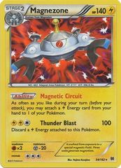 Magnezone - 54/162 - Non-Holo Burning Spark Theme Deck exclusive