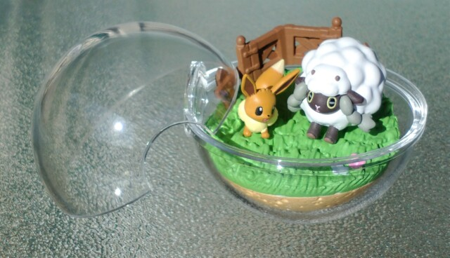 Eevee and Wooloo - EX Galar - 5