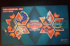 2018 North American International Championships NAIC Columbus Play Mat