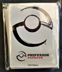 Pokemon Professor Card Sleeves (Silver)