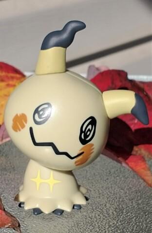 Mimikyu CapChara