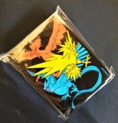 Articuno, Zapdos, Moltres Pokemon Card Sleeves