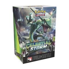 Celestial Storm Build & Battle Box