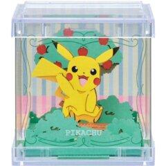 Pikachu Paper Theater Cube