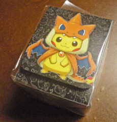Cosplay Pikachu Deck Box