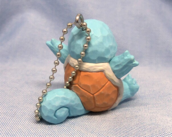 Squirtle - Wood Sculpture
