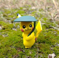 Pikachu - Rainy Day
