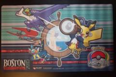 2015 Pokemon World Championships Playmat