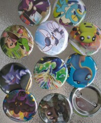 Kalos Grab Bag - 20 button assortment