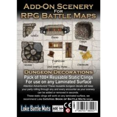 Add On RPG Maps Dungeon Decorations