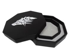 Easy Roller Dice Co - Wolf Dice Tray w/ Lid