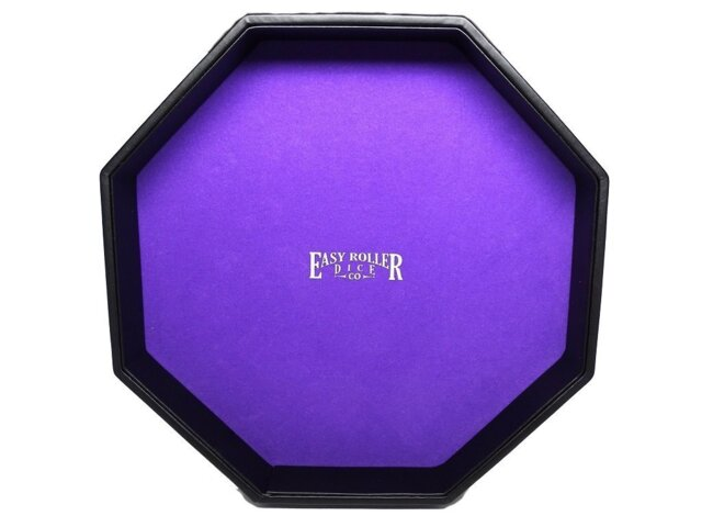 Easy Roller Dice Co - Purple Dice Tray