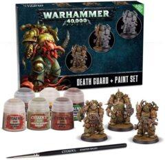 Death Guard Paint Set