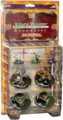 Mage Knight Conquest Grand-Scale Battles Miniatures Set