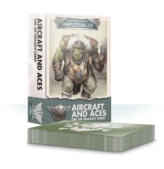 Aircraft and Aces Ork Air Waaagh! Cards