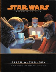 Star Wars RPG Alien Anthology