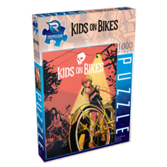 Kids on Bikes - 1000 Piece Puzzle