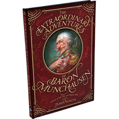 The Extraordinary Adventures of Baron Munchausen HC