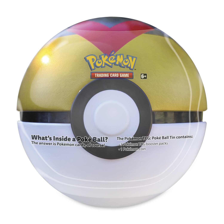 Pokemon Ball Tin