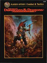 AD&D(2e) - Players Option: Combat & Tactics 2149 HC