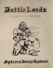 Battle Lords of the 23rd Century (1st Printing)