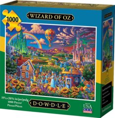 1000pc - Wizard Of Oz