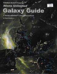 Galaxy Guide: A Heroes Unlimited Sourcebook