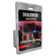 Dragonfire - Corruption in Calimshan