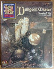 AD&D 2E Mystara Dungeon Master Survival Kit TSR  2512