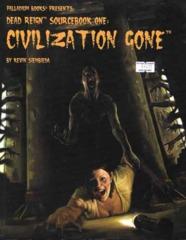 Dead Reign Sourcebook One: Civilization Gone